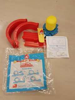 中古 麥當勞玩具