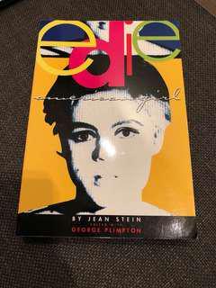 Edie American Girl - Jean Stein