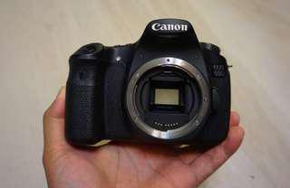 Canon 60D Best budget movie DSLR