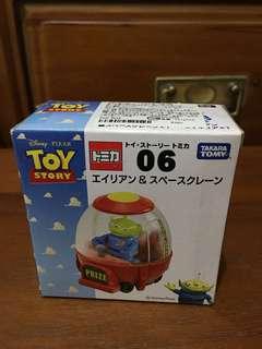 🚚 玩具總動員 三眼怪 小車