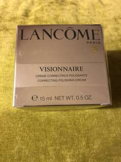 Lancome Visionnaire correcting polishing cream 15ml