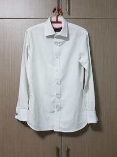 Preloved Tailored White Shirt