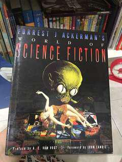 World of Science Fiction. Hardcover.