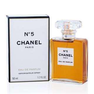 AUTHETIC Chanel No. 5 Eau de Parfum 50ml