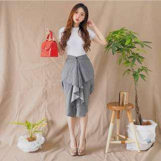 New Square Skirt