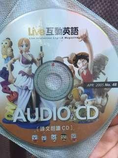 🚚 海賊王 Audio CD Live abc 收藏品