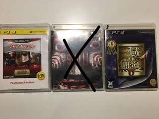 🚚 2 Games PS3 for 350 nt !!