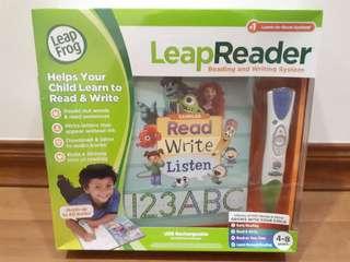 Leapfrog LeapReader (read, write, listen)