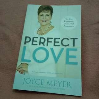 PERFECT LOVE by Joyce Meyer