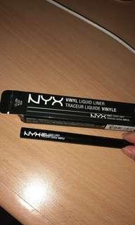 Nyx black liquid eyeliner