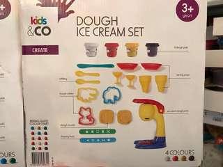 Dough Ice Cream Set
