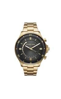 Michael Kors Hybrid Reid Smartwatch Gold Tone