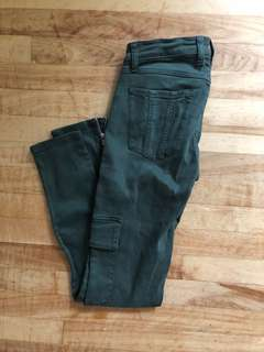 Guess Cargo Skinny Jeans