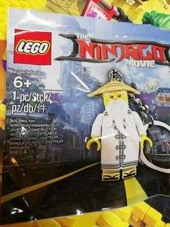 Lego Ninjago Master Keychain - Exclusive