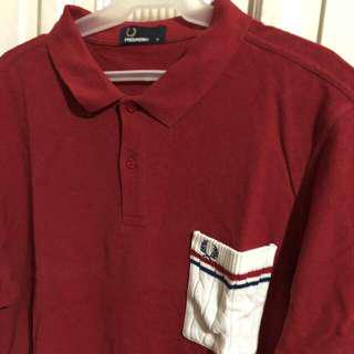 Preloved authentic Fred Perry