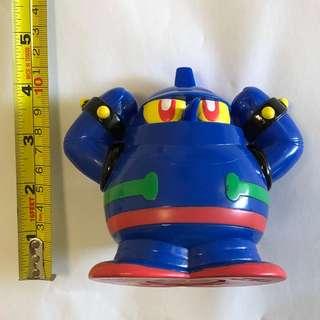 鐵人28號 Tetsujin 28 Gou 橫山光輝 成名作 鐵甲人 大鐵人17作者 1999年 BANPRESTO 眼鏡廠出品