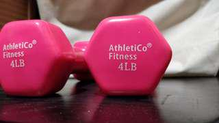 4lbs dumbell