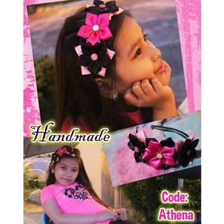 Handmade Headband (Code: Athena)