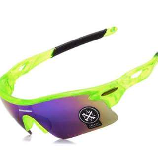Cycling, Running, Hiking, Fishing, Climbing, Outdoor Unisex UV400 Sunglasses