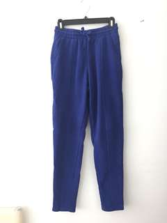 Aritzia TNA Blue Sweatpants