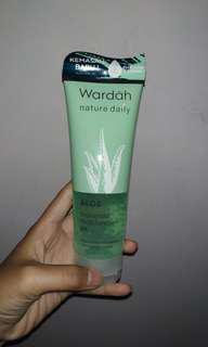 Wardah Aloe hydraimild multifunction gel