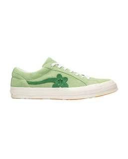 Golf Le Fleur X One Star (Jade Lime)