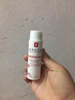 Erborion milk lotion