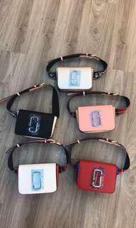 Marc Jacobs The Hip Shot 4-way Convertible Bag