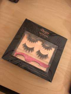 BRAND NEW LILLY LASHES X SEPHORA LASH DUO