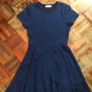 [BUY1FREE1] Padini Navy Blue Dress
