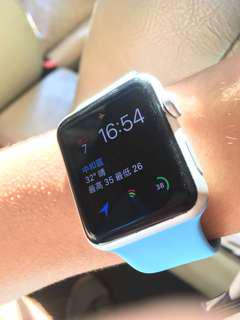 🚚 Apple Watch 1代 電池耗損 battery low