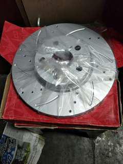 Altis 5x100 disc rotor