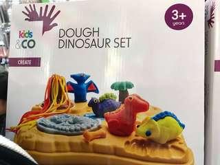 Dough Dinosaur Set