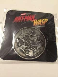 蟻俠紀念幣 Ant-man coin