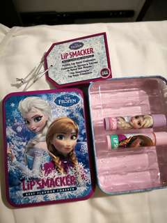 Lip Smaker Frozen Disney