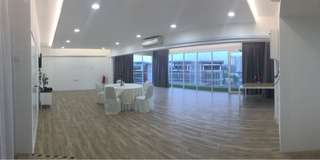 Glenmarie event space for rental rm100 per hour