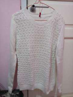 Sweater wanita size L