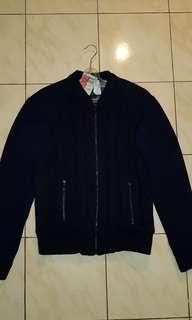 Jacket Zara man / zipper jacket zara