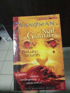 Sandman Volume 1 Preludes & Nocturnes by Neil Gaiman