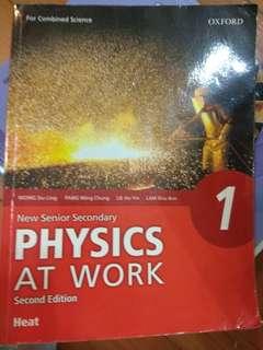 Physics at work