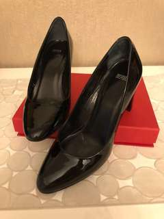 BOSS hugo boss black heels pumps