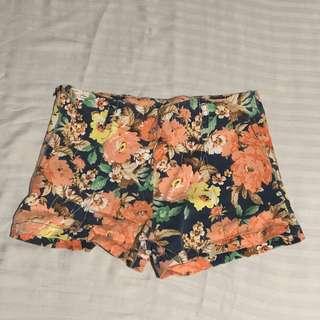 Unbranded Floral Shorts