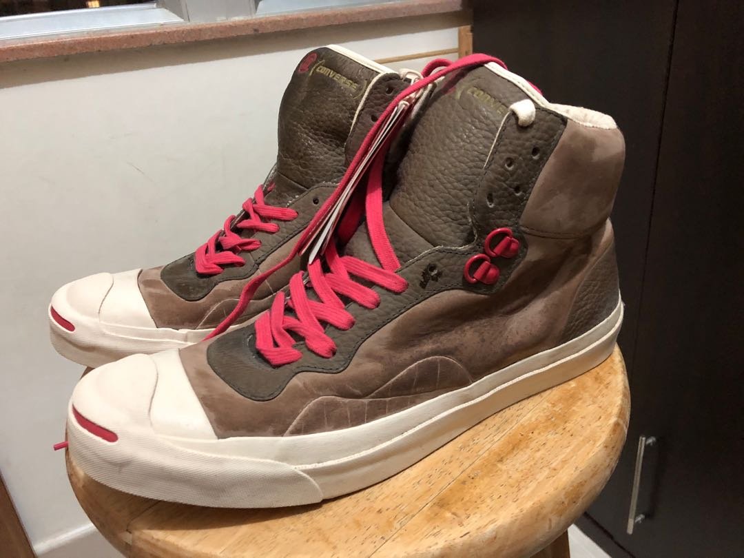 fc9a922d442b 售) Converse (Product) Red Jack Purcell x Clot 100% new and real ...