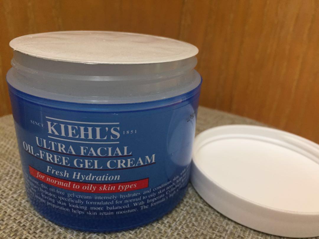 全新 Kiehl's ultra facial oil-free gel cream 125ml