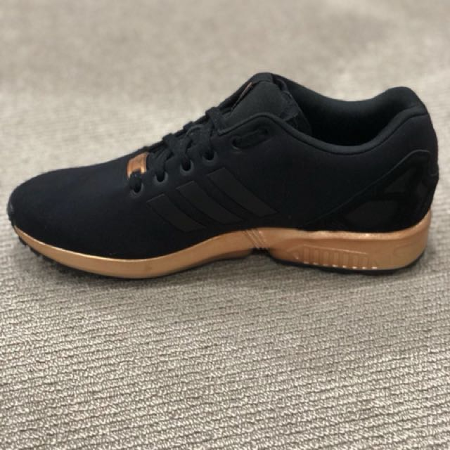 9f3d3a5bc ... adidas flux rose gold