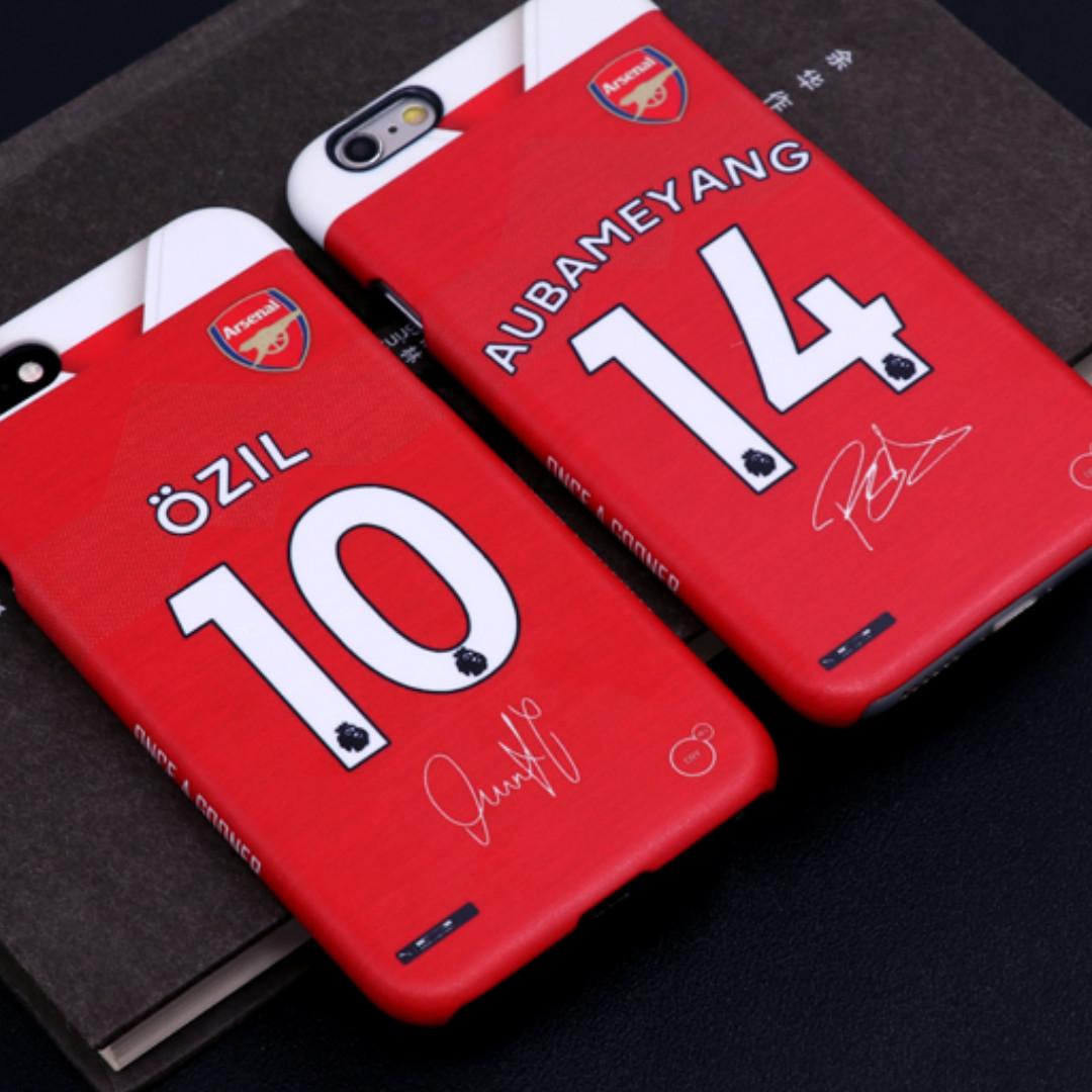0259e62b6 Arsenal 18 19 Jersey Phone Case