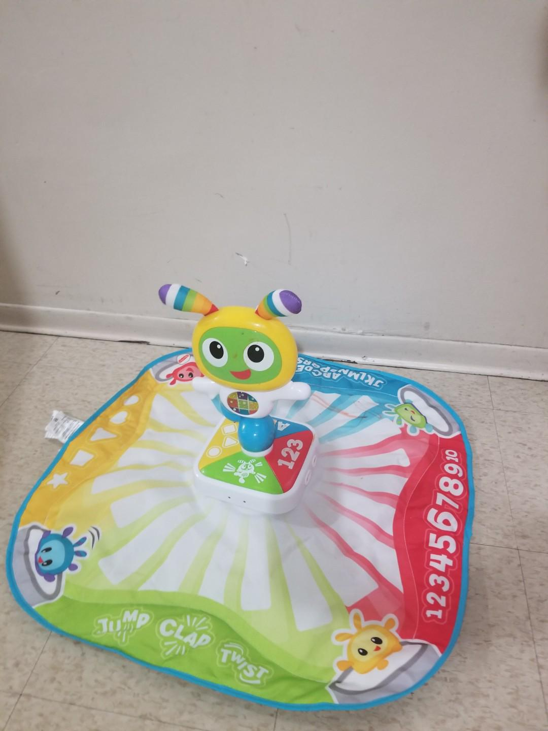 Price reduced Baby play mat with music