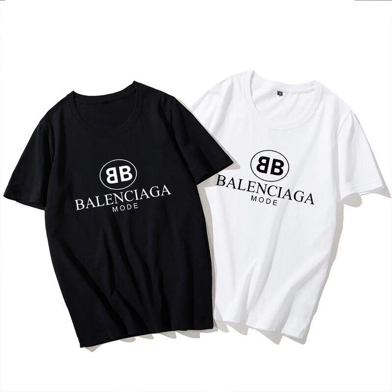 06877541 Balenciaga Tee shirt, Men's Fashion, Clothes, Tops on Carousell