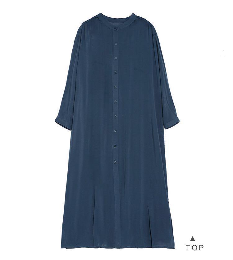 Buttons Up Shirt Dress