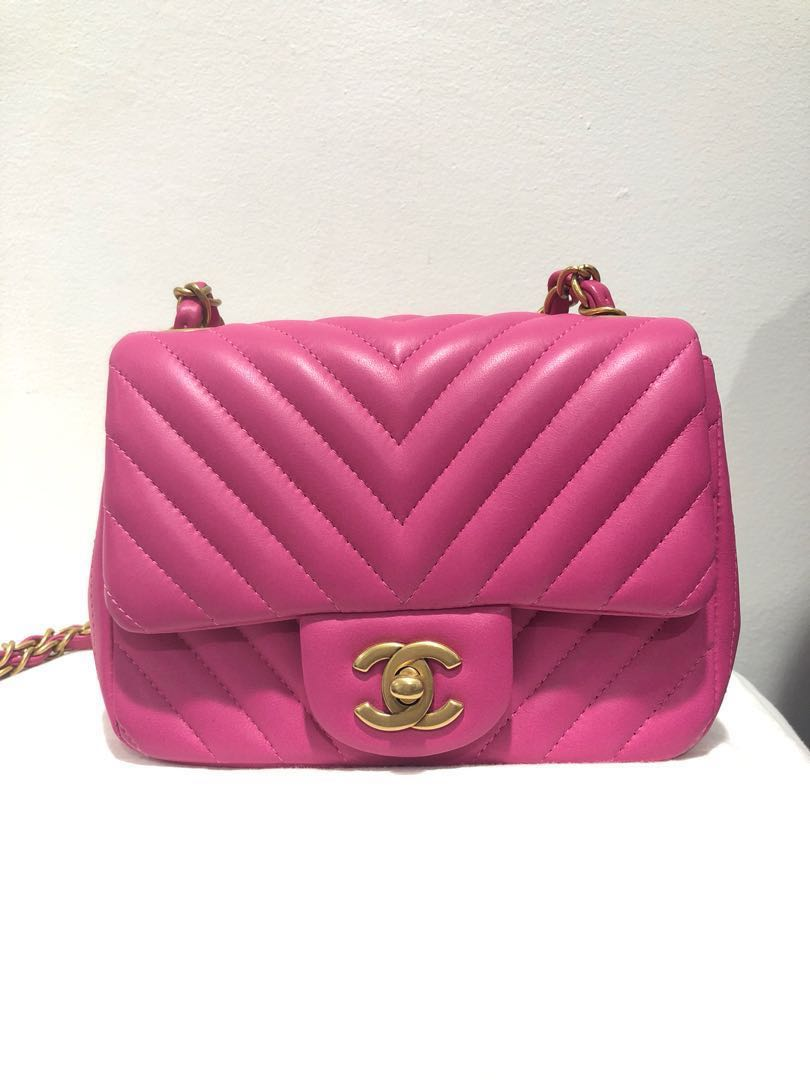 5b51cd447e117 Chanel mini flap luxury bags wallets handbags on carousell jpg 810x1080 Chanel  mini pink